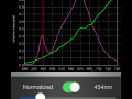 pocket spektrometer app mobile