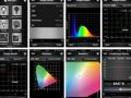 Smart spektrometer display