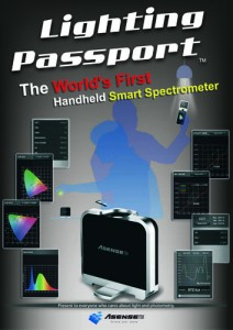 Lightingpassport LED Spectrometer