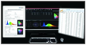 Spektrum Genius Standard Software zum Lightinpassport