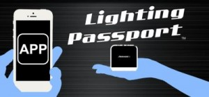 Lighting Passport Spectrum Genius App